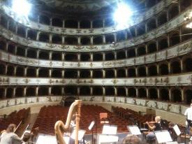 Ferrara, Italie maart 2014
